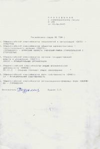 Приложение к информационному письму N 145 от 03.06.2003